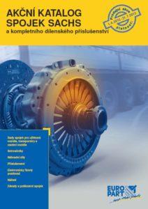 Europart: Akční katalog spojek Sachs