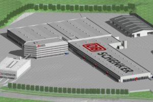 DB Schenker investuje 53 milionů euro do nového terminálu ve Finsku