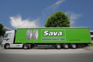 """Společnost Sava představuje novou řadu nákladních pneumatik v rozměru 17.5"""""""