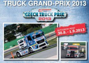 EUROPART je hrdý sponzor závodních týmů TRUCK GRAND-PRIX 2013