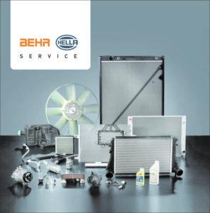 Behr Hella Service – Expert na thermo-management osobních i nákladních vozidel
