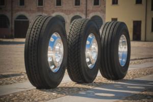 Společnost Goodyear představuje pneumatiky KMAX a FUELMAX