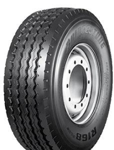 Nová nákladní pneumatika Bridgestone R168PLUS pro návěsy