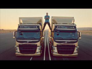 Volvo Trucks představuje technické inovace nákladních vozidel nové řady netradičním způsobem