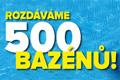 Auto Kelly: Rozdáváme 500 bazénů