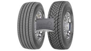 Goodyear rozšiřuje nabídku protektorů TreadMax KMAX a FUELMAX, čímž napomáhá snižovat náklady spojené s pneumatikami