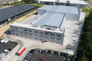 Nový logistický terminál DB Schenker v Portugalsku urychlí toky zboží v Evropě