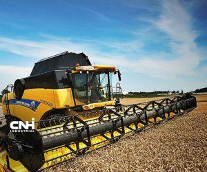 CNH Industrial slavnostně otevírá nový výrobní komplex zemědělských strojů v Číně