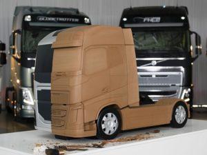 Volvo: Konstrukce nákladních vozidel vyžaduje náhled do budoucnosti (+video)