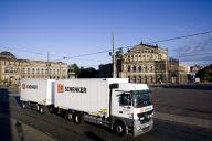 DB Schenker koupil 6.000 výměnných nástaveb pro přepravy v rámci Evropy