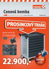 Trost: Cenová bomba 12/2014
