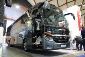 Setra a Mercedes-Benz na CzechBus 2014