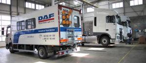 Společnost TRUCK TRADE posiluje v poskytování služby ITS