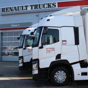Renault Trucks: OPTIFUEL CHALLENGE 2015