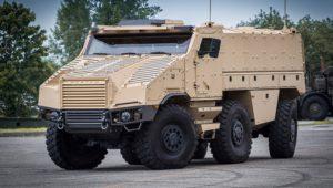 Na Dnech NATO se objeví TITUS i dakarský závodní speciál TATRA PHOENIX