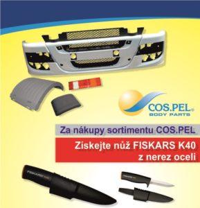 ADIP: Nůž FISKARS za nákup sortimentu COS.PEL