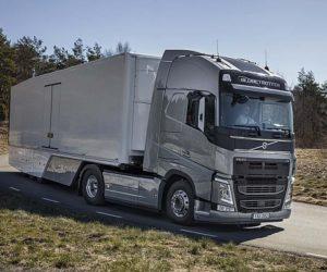 Volvo Trucks deklaruje spotřebu paliva a množství emisí před zavedením nové legislativy