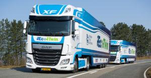 """""""EcoTwin"""" se zúčastní testu European Truck Platooning Challenge"""