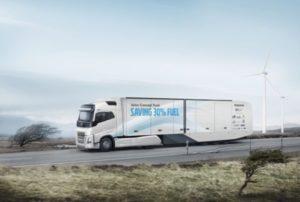 Nové koncepční vozidlo společnosti Volvo Trucks má spotřebu paliva nižší o více než 30 %