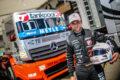 Držáky motoru Meyle si odbyly svůj debut v seriálu  FIA European Truck Racing