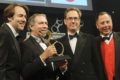 """DAF XF zvolen """"Fleet Truck of the Year"""""""