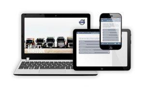 Online příručka v českém jazyce pro řidiče dle čísla podvozku