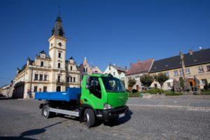 Automobilka AVIA začne vyrábět nová vozidla v Přelouči