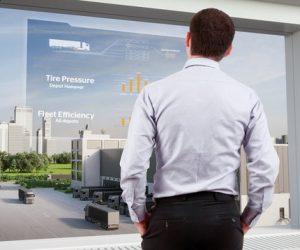 """Společnost Continental přichází s informačním a řídicím systémem pro nákladní pneumatiky """"CONTICONNECT"""""""