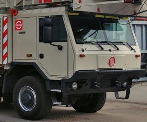 Společnost TATRA TRUCKS modernizuje kabiny vozů řady FORCE