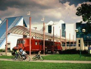 Tatra chce postavit nové muzeum a zachovat i to stávající