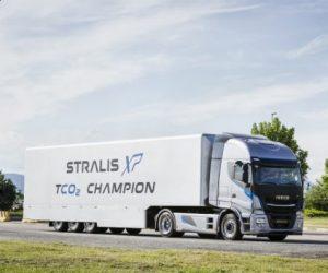 Iveco Nový Stralis TCO2 Šampion získal dva certifikáty TÜV