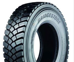 Nový protektor Bandag M-DRIVE 001 posouvá limity výkonu v segmentu pneumatik pro smíšený provoz