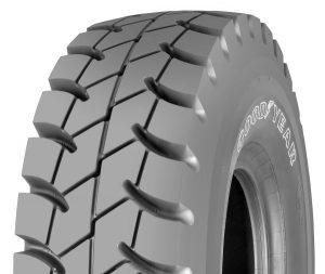 Nové pneumatiky Goodyear pro pevné dampry