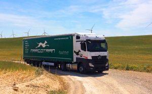 Pneumatiky FUELMAX a KMAX snižují celkové náklady na vlastnictví vozidla
