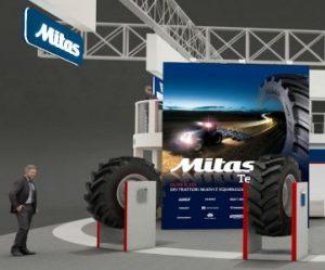 Mitas se účastní výstavy EIMA