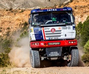 Trofeje Tatry před Dakarem 2017