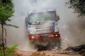 Kolomý vlétl do Rally Dakar nejrychlejším časem a vede