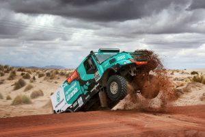 Team De Rooy na pneumatikách Goodyear na stupních vítězů