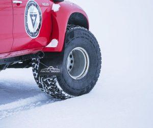 Nová robustní zimní pneumatika Nokian Hakkapeliitta 44