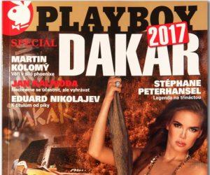 Playboy Dakar Speciál 2017 je tu