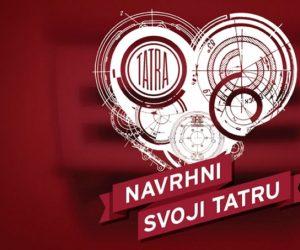 Navrhni svoji Tatru