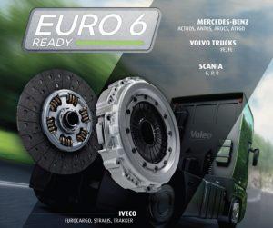 ADIP rozšířil sortiment o spojkové sady Valeo Euro 6