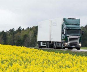 Společnost Scania hlásí nárůst vozidel s pohonem na alternativní paliva a hybridů