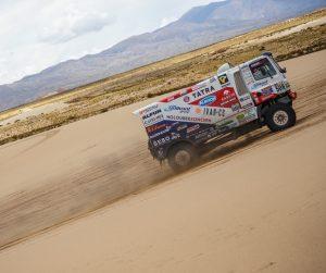 Návrat Dakaru do Peru