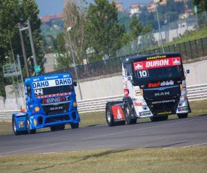 Tahače na Mistrovství Evropy obují pneumatiky Goodyear