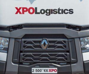 XPO Logistics potvrzuje na další 2 roky důvěru ve značku Renault Trucks