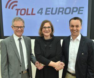 DKV jako součást společenství Toll4Europe GmbH
