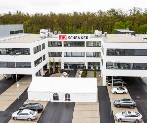 DB Schenker otevírá nejmodernější terminál na jih od Alp