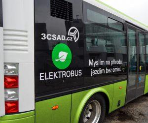 3CSAD představí v Hranicích první plně elektrifikovanou MHD v Evropě