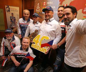 """""""Máte se na co těšit,"""" slibuji pořadatelé Rally Dakar 2018"""